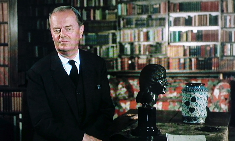 Leader: Kenneth Clark embodied the values of a forgotten age, where beauty stood fro more than just aesthetic pleasure, but also moral integrity