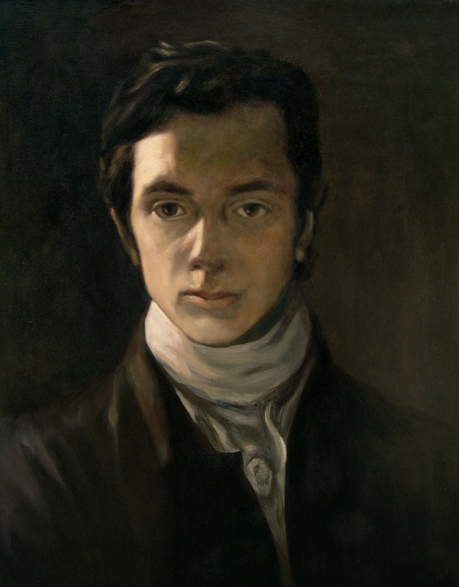 a friendly strife nature william hazlitt at tate britain jaggersque william hazlitt s self portrait 1802 is the first in the series